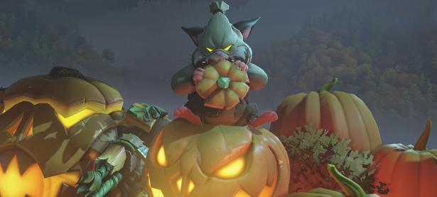 Ya está aquí el terror del evento de Halloween de <em>Overwatch</em>