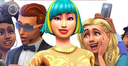 Convierte a tu Sim en influencer en la nueva expansión para <em>The Sims 4</em>