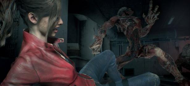 Los Lickers de Resident Evil 2 se muestran en un gameplay del juego