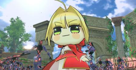 <em>Fate/Extella Link</em> debutará en Nintendo Switch