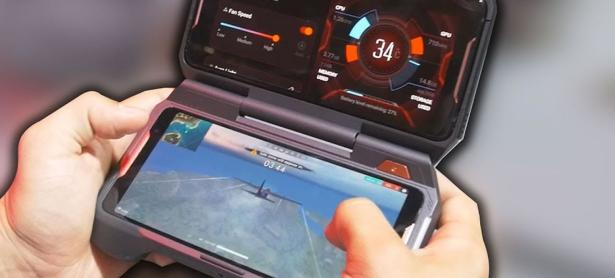 Podrás convertir tu ASUS ROG Phone en una consola portátil