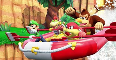 <em>Super Mario Party</em> debutó con el pie derecho en Japón