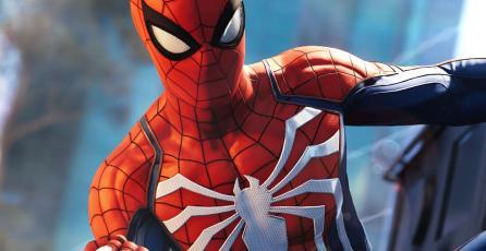 <em>Spider-Man</em> fue el título más descargado de PS4 en EUA durante septiembre