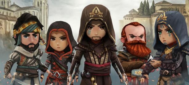 Ubisoft revela fecha de lanzamiento de <em>Assassin's Creed Rebellion</em>