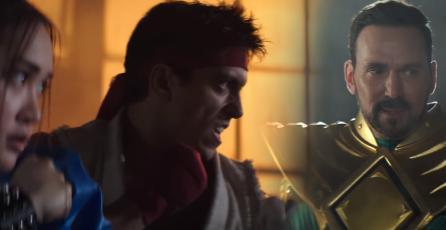 Los Power Ranger legendarios se enfrentan a Street Fighter en live-action