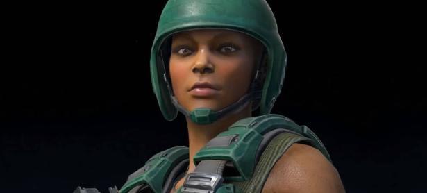 Athena debuta hoy en la arena de <em>Quake Champions</em>