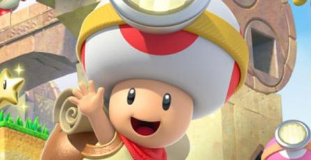 <em>Captain Toad: Treasure Tracker</em> es registrado con clasificación Mature en Taiwán