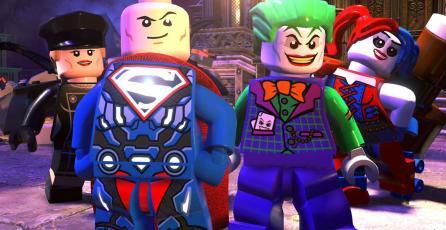 Checa el trailer de lanzamiento de <em>LEGO DC Super-Villains</em>