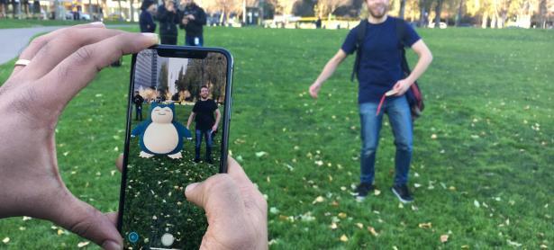 El modo Realidad Aumentada+ llega a Pokémon GO! y estos son los teléfonos compatibles