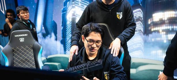 Gen.G los ex-campeones del mundo de LoL quedan eliminados del campeonato