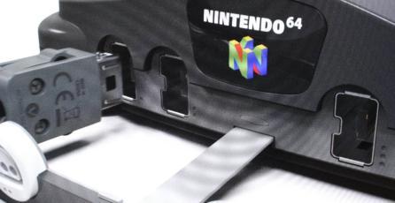 Estas serían las primeras imágenes de la Nintendo 64 Mini