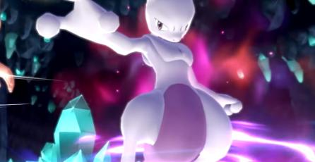 Mewtwo te espera en el nuevo avance de <em>Pokémon: Let's Go, Pikachu!</em>