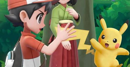 Modo cooperativo de <em>Pokémon: Let's Go</em> hará las cosas más fáciles