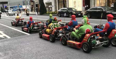 Pese a demanda de Nintendo, negocio de carreras de <em>Mario Kart </em>sigue operando