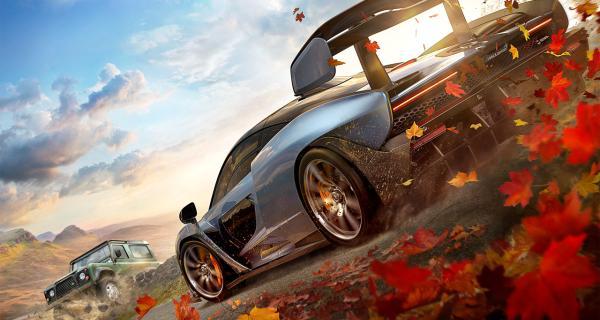 <em>Forza Horizon 4 </em>
