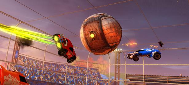 Pronto podrás jugar <em>Rocket League </em>en 4K y 60 fps en Xbox One X