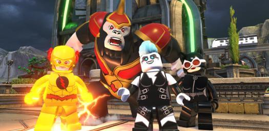 Cuando ser malo se vuelve una tarea divertida: Review de Lego DC Super Villains