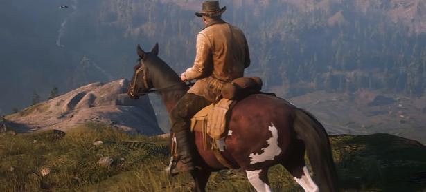 Aquí está el épico trailer de lanzamiento de <em>Red Dead Redemption 2</em>