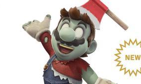 Conviértete en zombie con el nuevo traje de <em>Super Mario Odyssey</em>