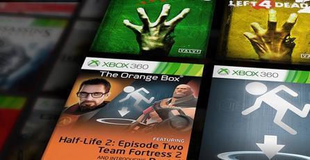 <em>Half-Life 2</em>, <em>Portal</em> y <em>Left 4 Dead</em> ya tienen mejoras en Xbox One X