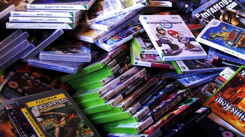 ¿Tenemos demasiados videojuegos?