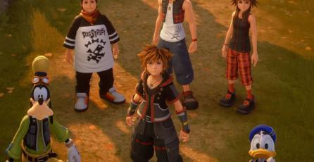 Square Enix revela nuevas capturas de <em>Kingdom Hearts III</em>