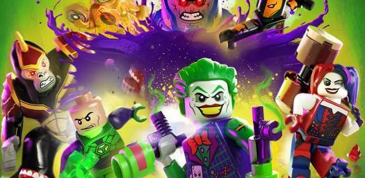<em>LEGO DC Super-Villains</em>