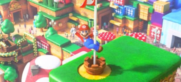 Ya comenzó la construcción de Super Nintendo World