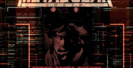¡<em>Metal Gear Solid</em> cumple 20 años de su lanzamiento en América!