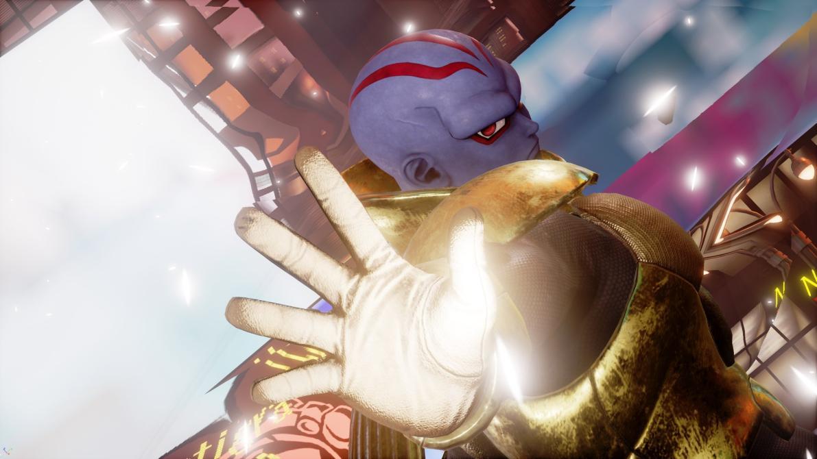 Aquí están las nuevas capturas de <em>Jump Force</em>