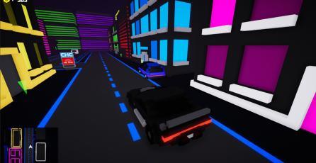 <em>Cyberpunk 2089</em> es una parodia a CD Projekt en un mundo de cubos
