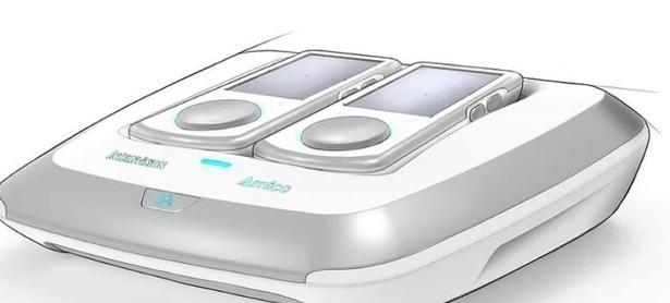 Así luce Amico, la nueva consola de Intellivision