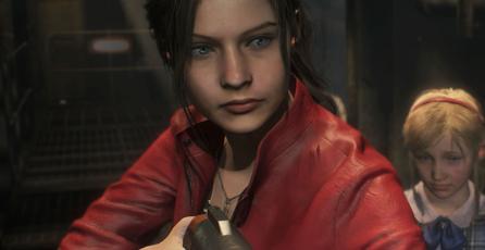 Checa el skin de Elza Walker para Claire Redfield en <em>Resident Evil 2</em>