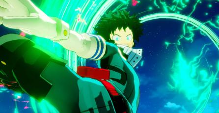 <em>My Hero One's Justice</em> recibirá modo Arcade en su lanzamiento