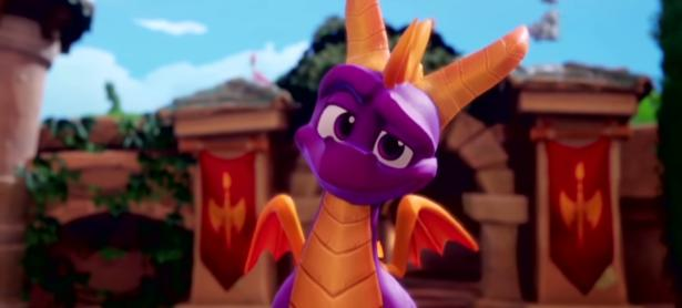 Checa el divertido trailer de lanzamiento de<em> Spyro Reignited Trilogy</em>