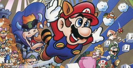 ¡Hoy se cumplen 30 años del estreno de <em>Super Mario Bros. 3</em>!