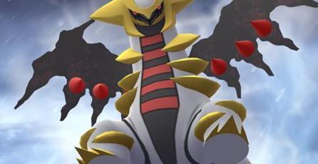 Ya puedes atrapar a Giratina en <em>Pokémon GO</em>