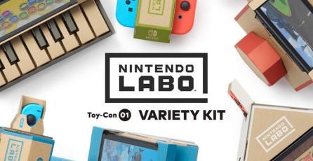 Más de 100 escuelas en EUA integrarán a Nintendo Labo en sus programas de enseñanza