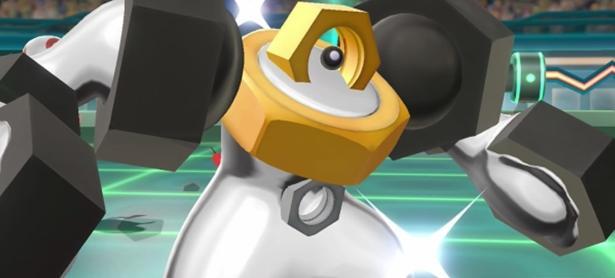 Trailer de <em>Pokémon: Let's Go!</em> revela a Melmetal, evolución de Meltan