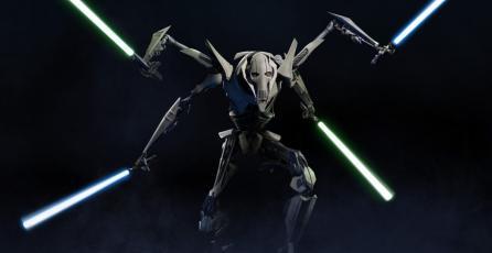 El general Grievous ya tiene fecha de llegada a <em>Star Wars: Battlefront II</em>
