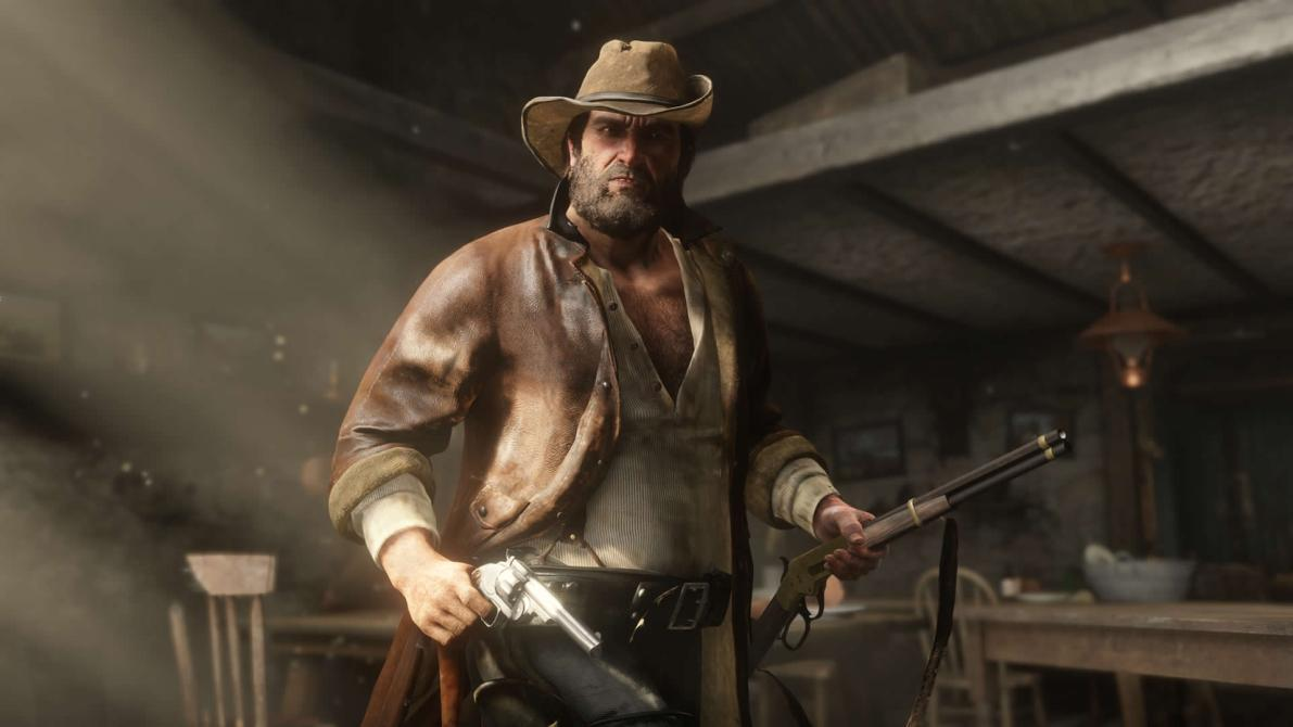 Red Dead Redemption 2 en imágenes