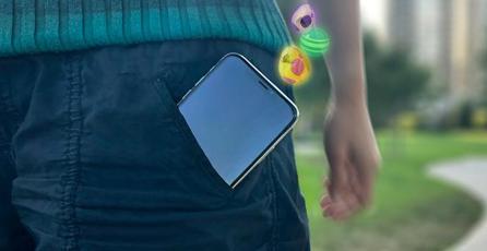 Pronto no tendrás que abrir <em>Pokémon GO</em> para que registre tus pasos