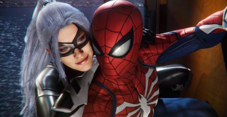 """El nuevo DLC de Marvel's Spider-Man tiene """"gato encerrado"""""""