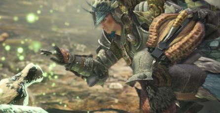 Nueva imagen muestra la Slinger de la película de Mo<em>nster Hunter</em>