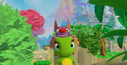 Playtonic presenta nuevo avance del modo 64-bits de <em>Yooka-Laylee</em>