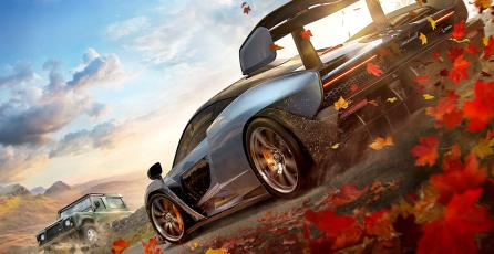 <em>Forza Horizon 4</em>