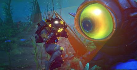 Las profundidades del mar te esperan en el nuevo update para <em>No Man's Sky</em>