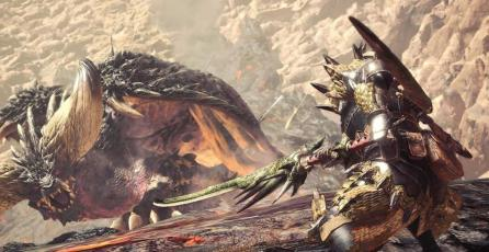 <em>Monster Hunter World</em> sigue impulsando las finanzas de Capcom