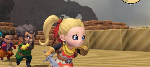 Nintendo confirma que <em>Dragon Quest Builders 2</em> llegará a Occidente