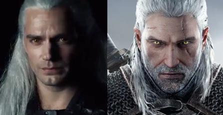 Netflix revela la primera versión de Henry Cavill como Geralt de Rivia